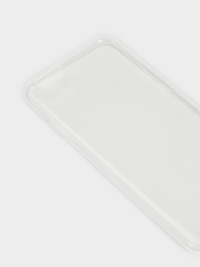 Transparent Iphone 6 Case, Grey, hi-res