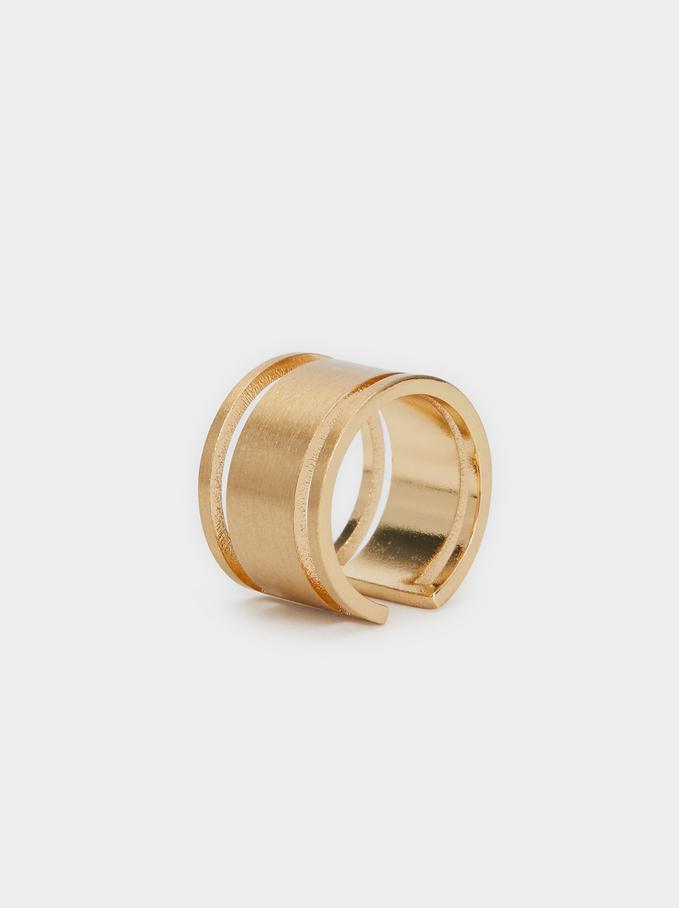 Blog Ring, Golden, hi-res