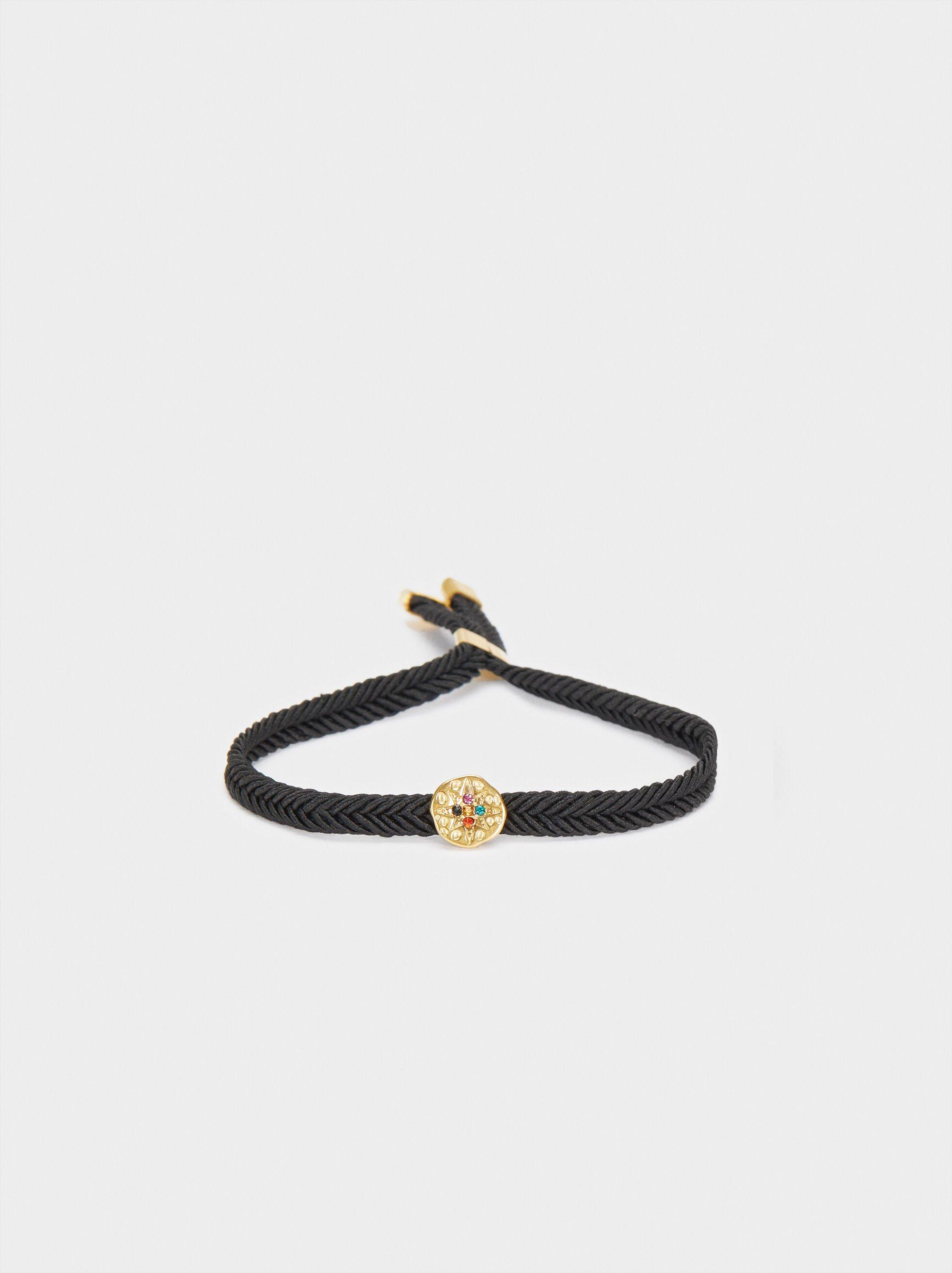Bracelet Réglable Cordon Étoile, , hi-res