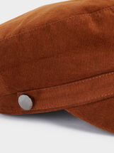 Sailing Cap, Brown, hi-res