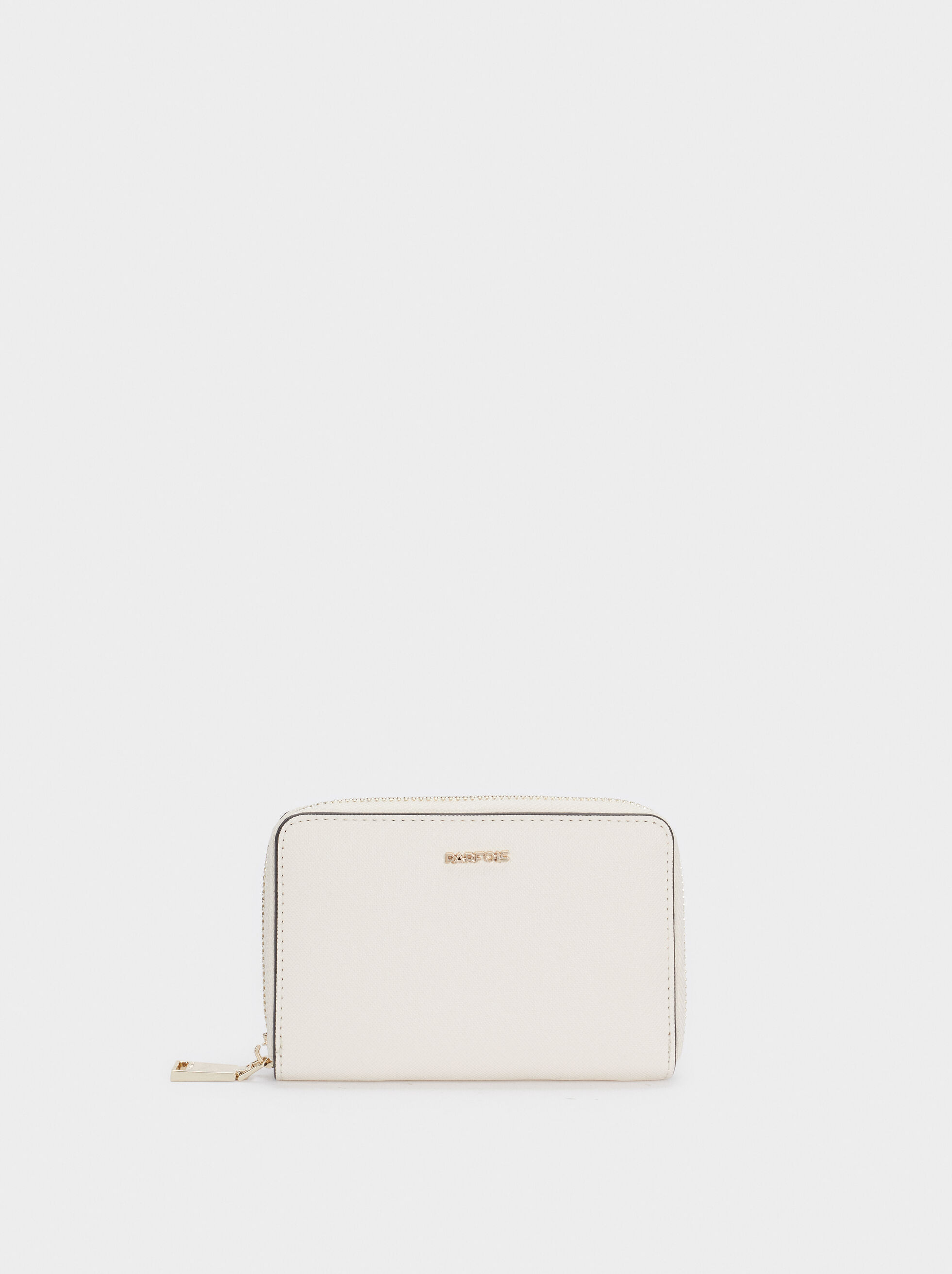 Plain Purse With Zip Fastening, , hi-res