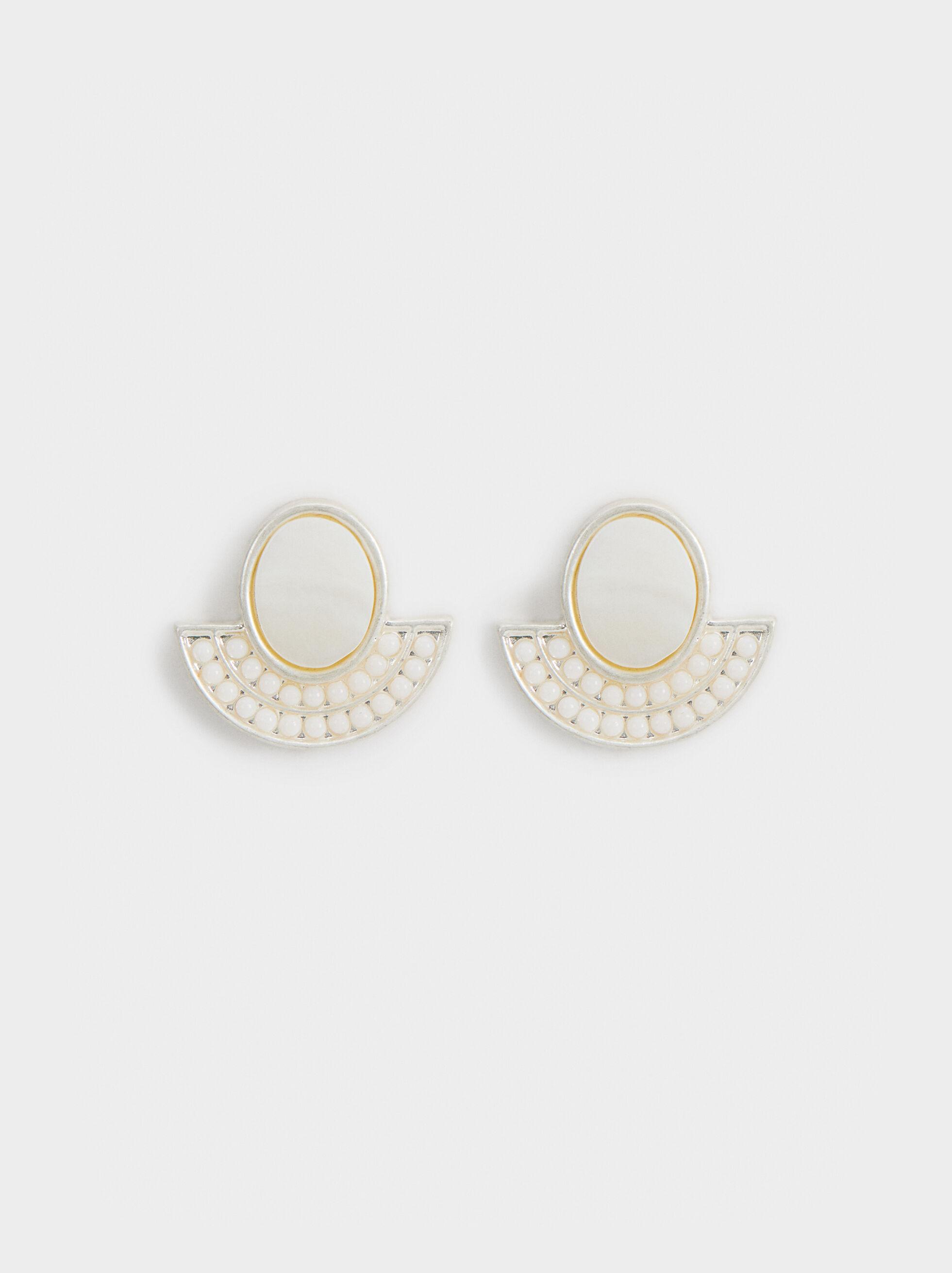 Recife Stone Stud Earrings, , hi-res