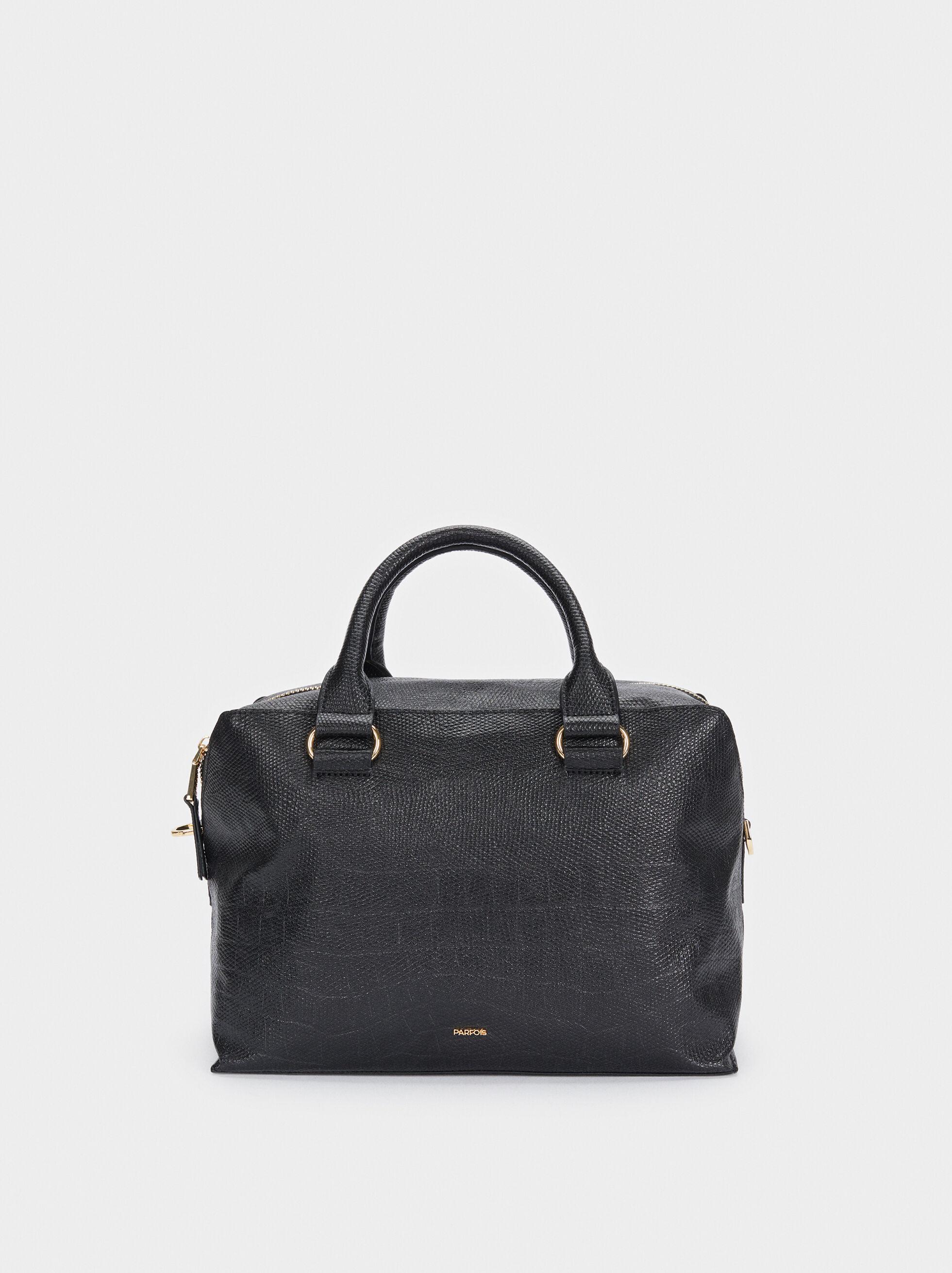 Tote Bag With Animal Print, , hi-res