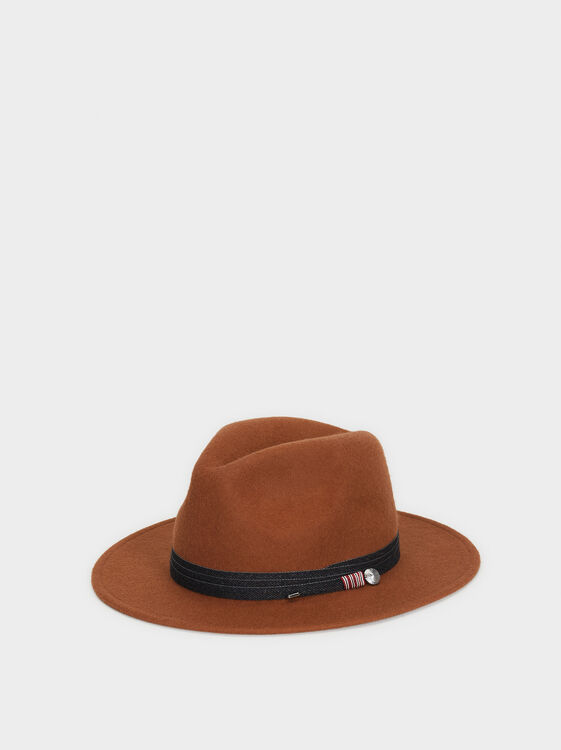 Wool Hat, Camel, hi-res