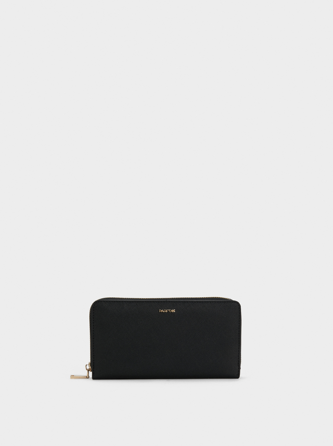 Large Plain Purse, , hi-res