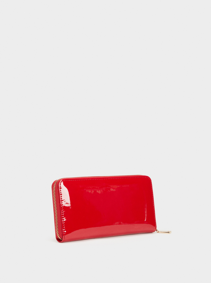 True Blood Wallet, Red, hi-res