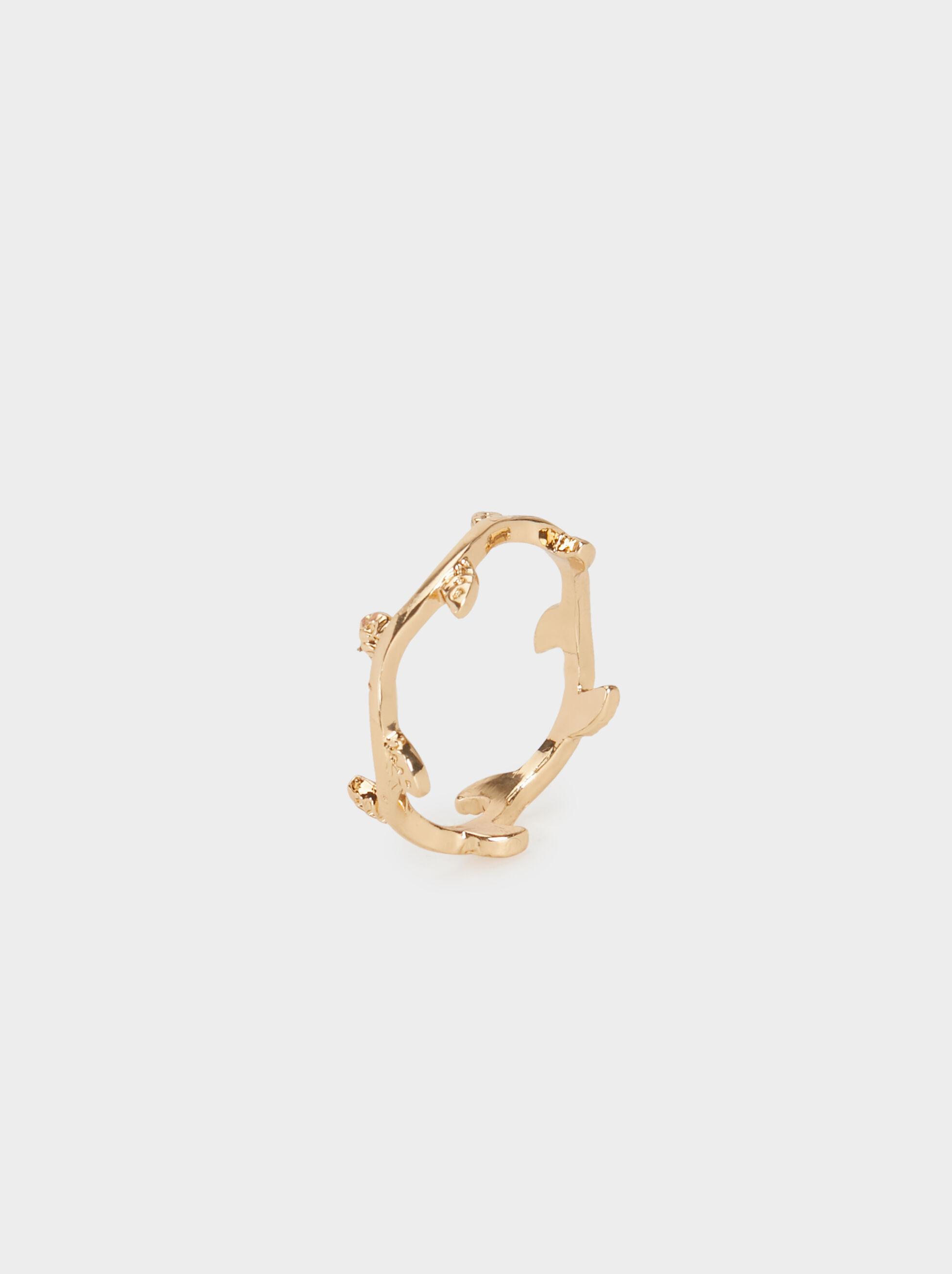 Golden Delicates Ring, , hi-res