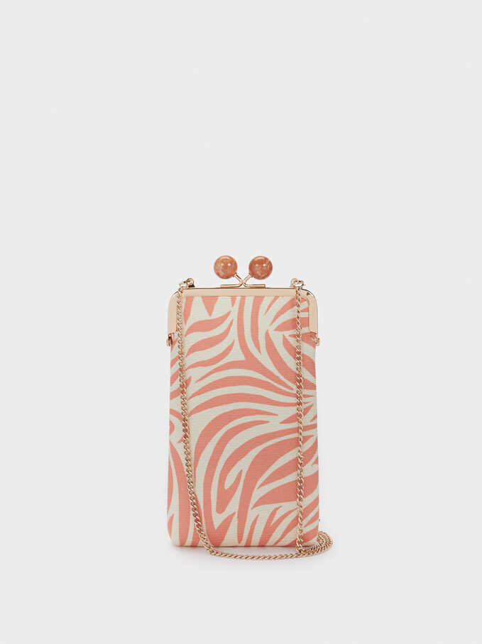 Phone Case, Coral, hi-res