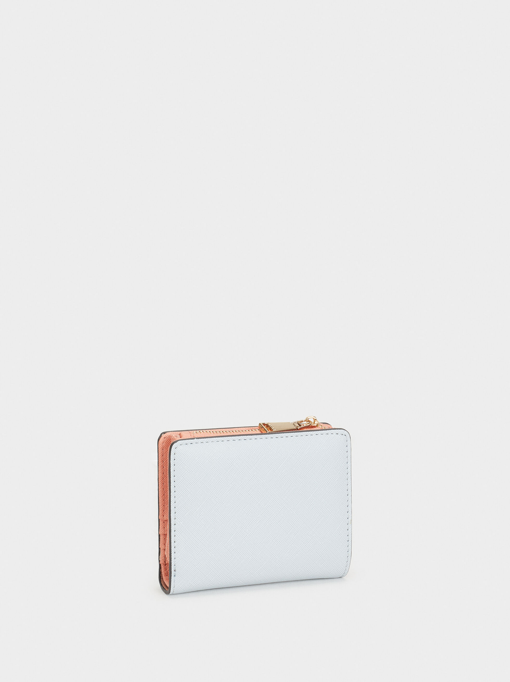 Basic Small Purse, Blue, hi-res