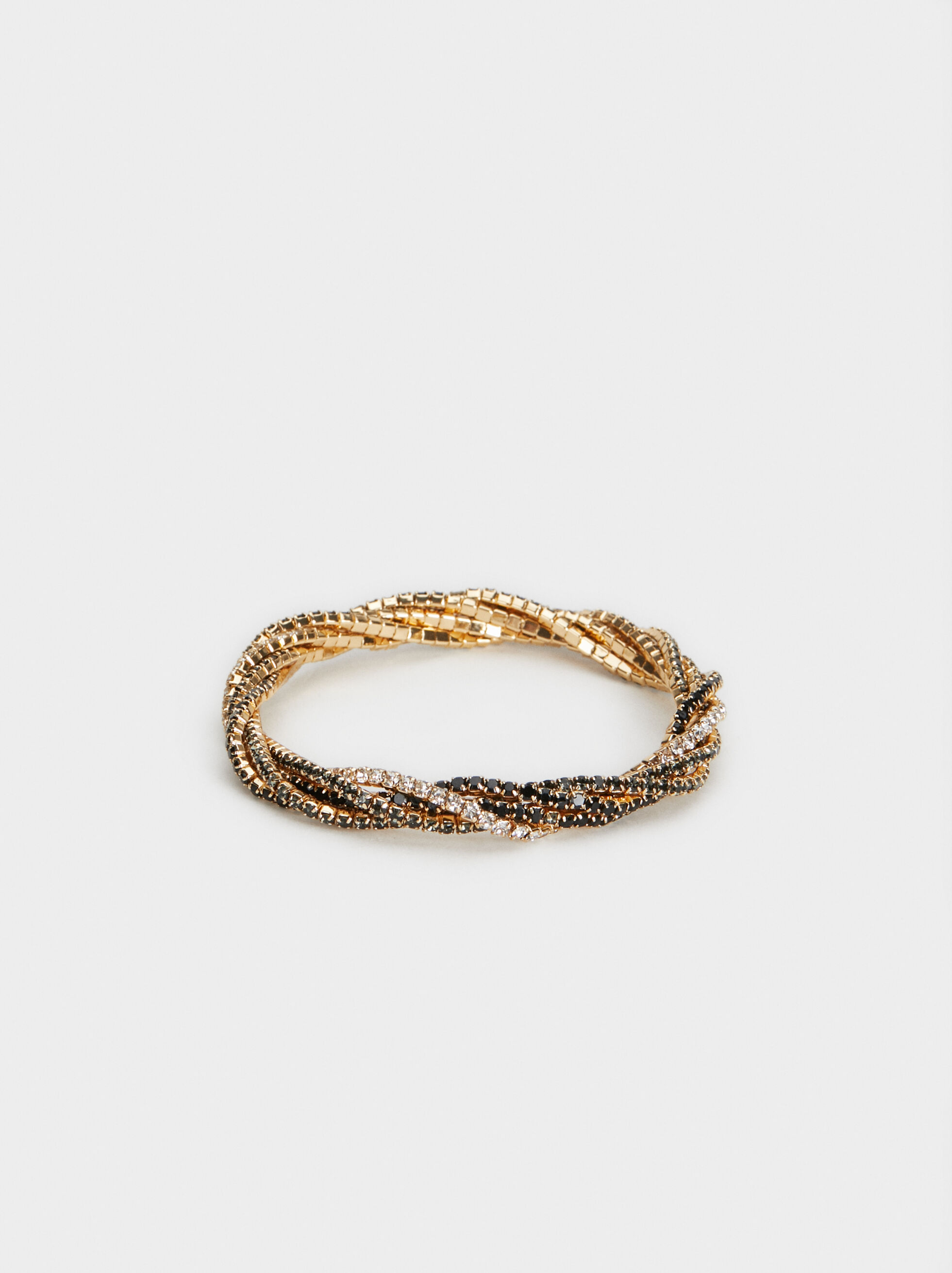 Golden Delicates Elastic Bracelet, , hi-res