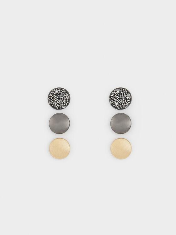 Basic Earring Set, , hi-res