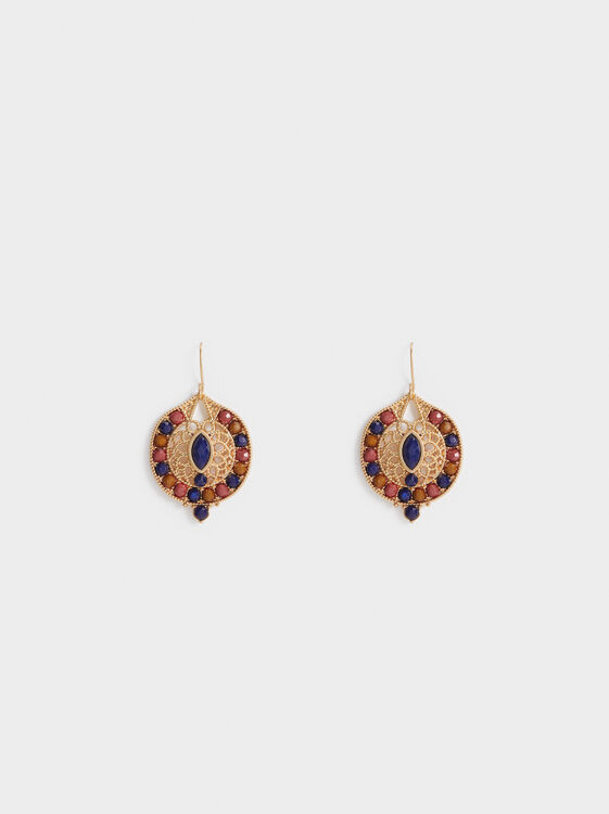 Savage Party Short Earrings, , hi-res
