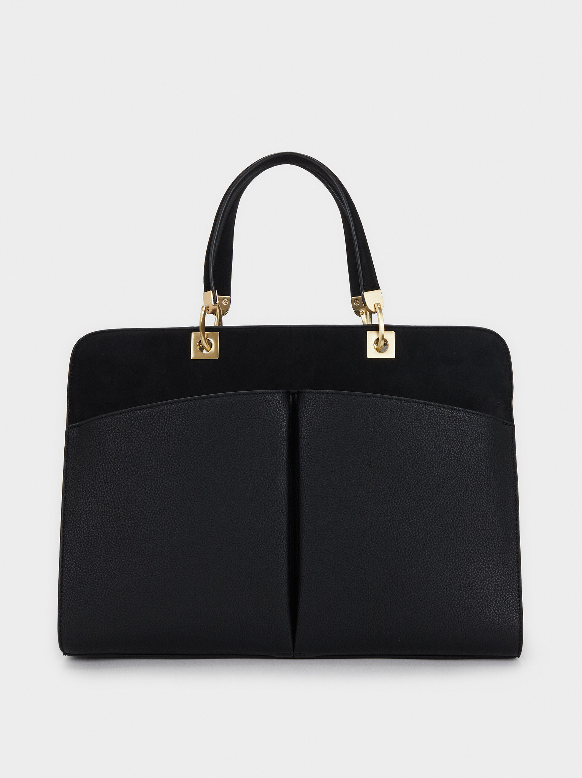 Briefcase With An Inner Pocket, , hi-res
