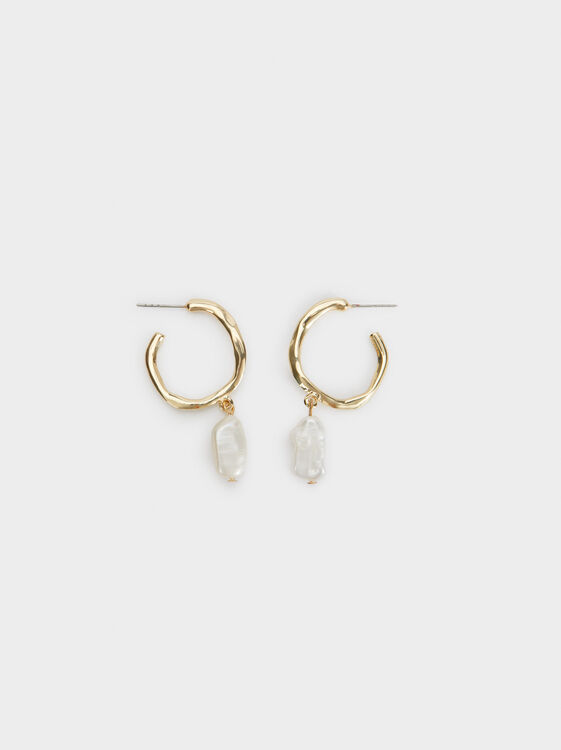 Blog Hoop-Earrings, , hi-res
