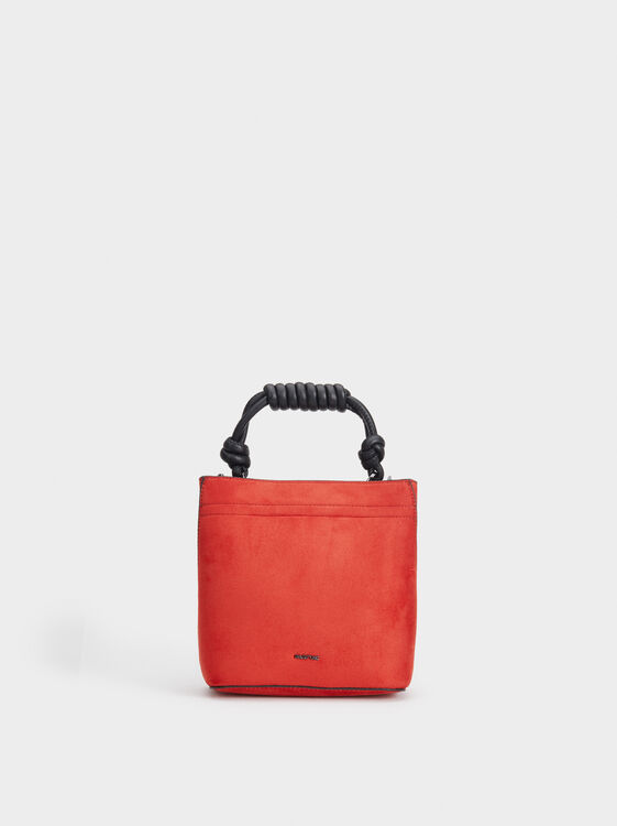 Jelly Handbag, Brick Red, hi-res
