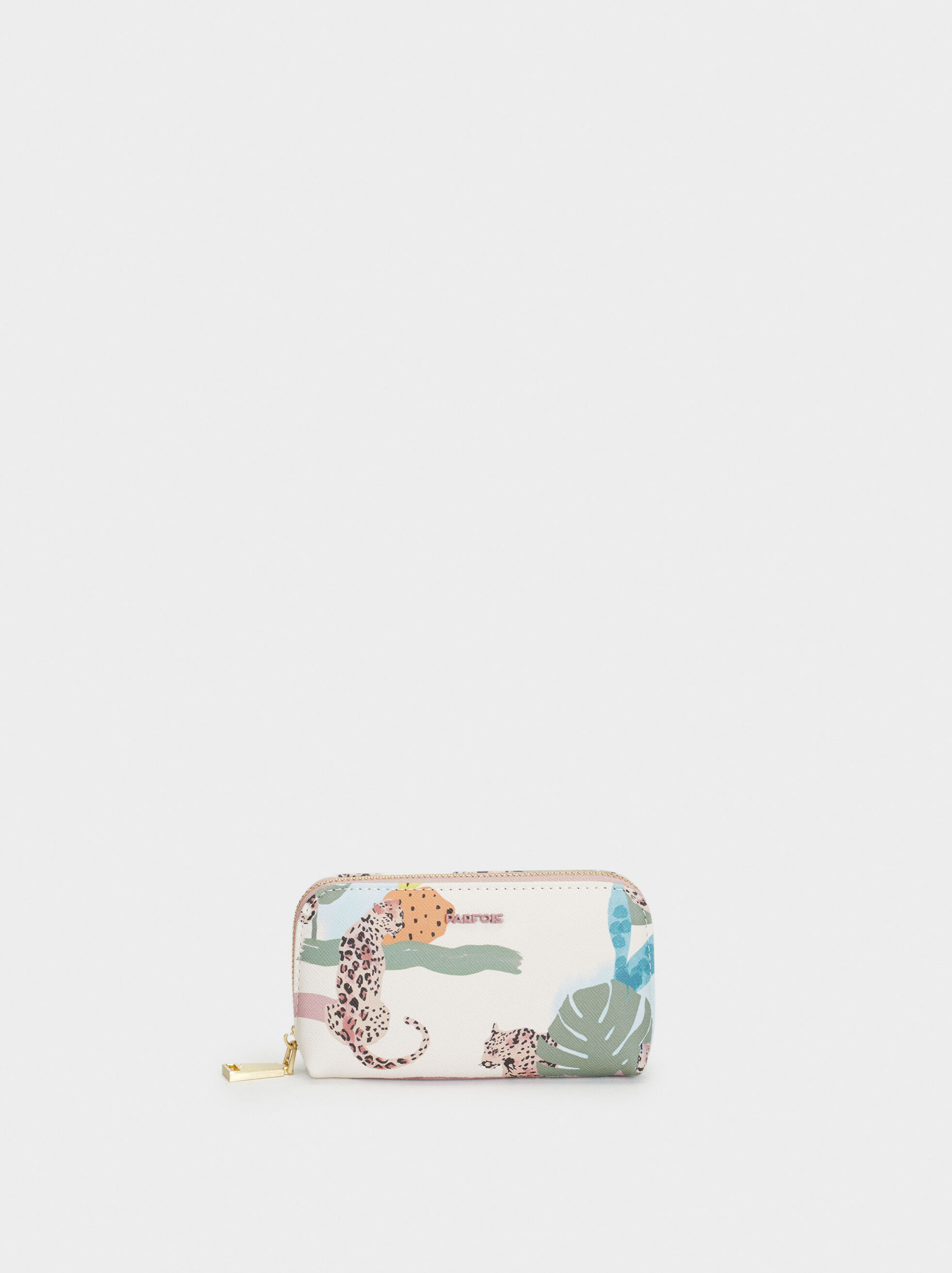 Printed Medium Purse, , hi-res
