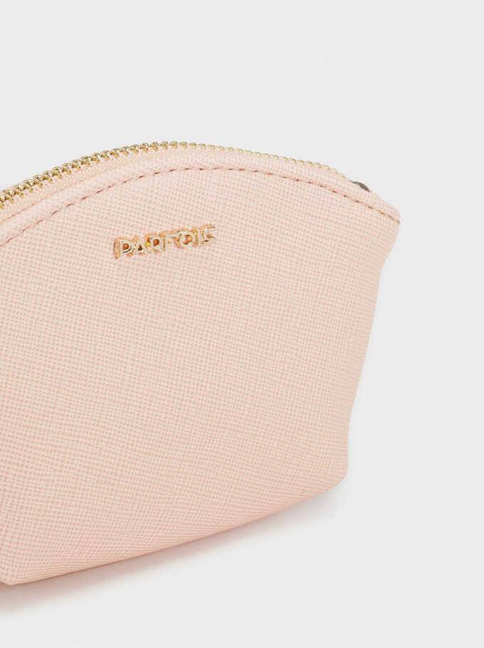 Basic Small Purse, Pink, hi-res