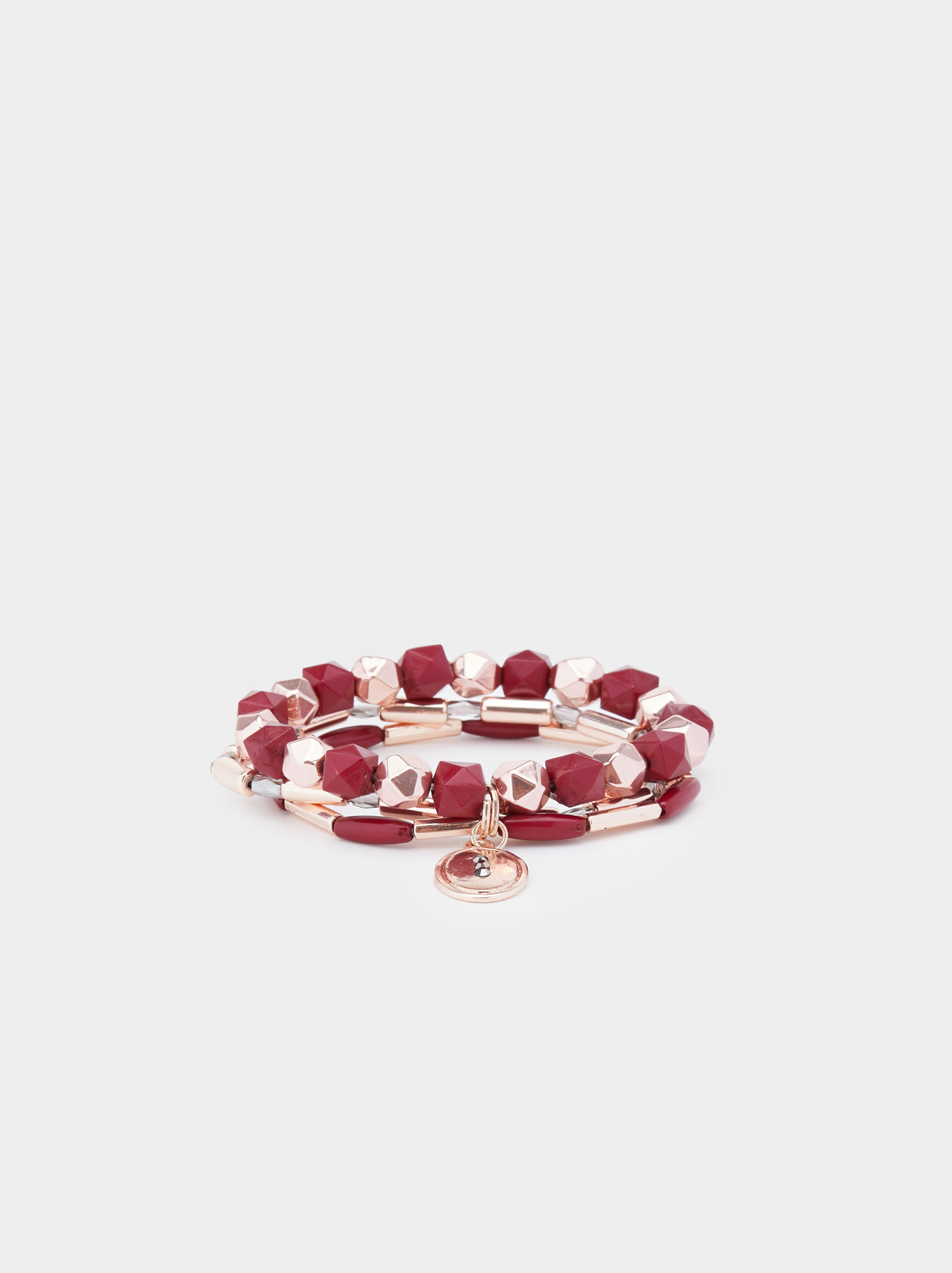 Rose Berry Bracelet, Multicolor, hi-res