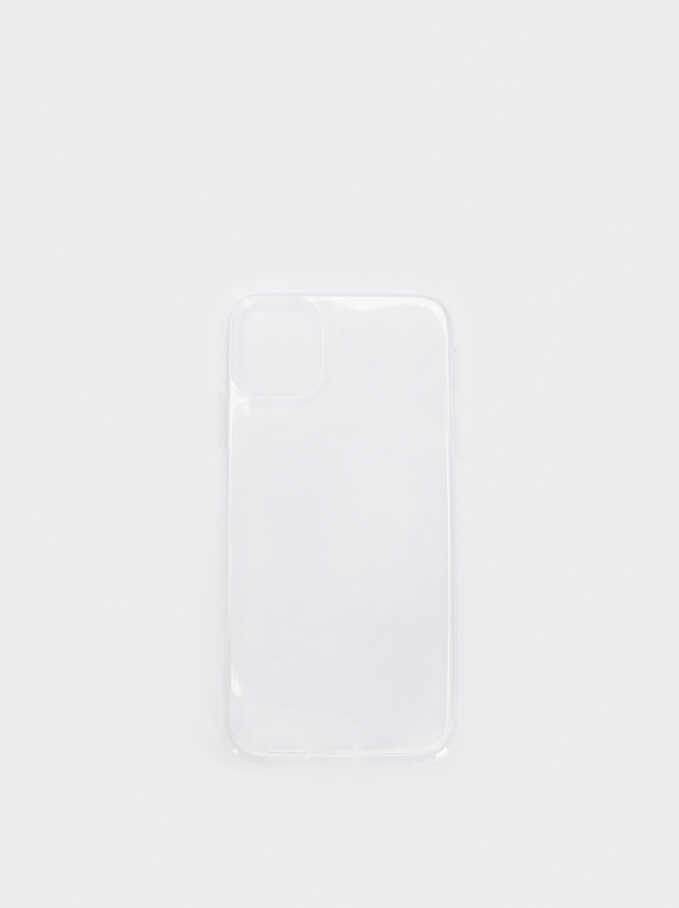 Iphone 11 Phone Case, Grey, hi-res