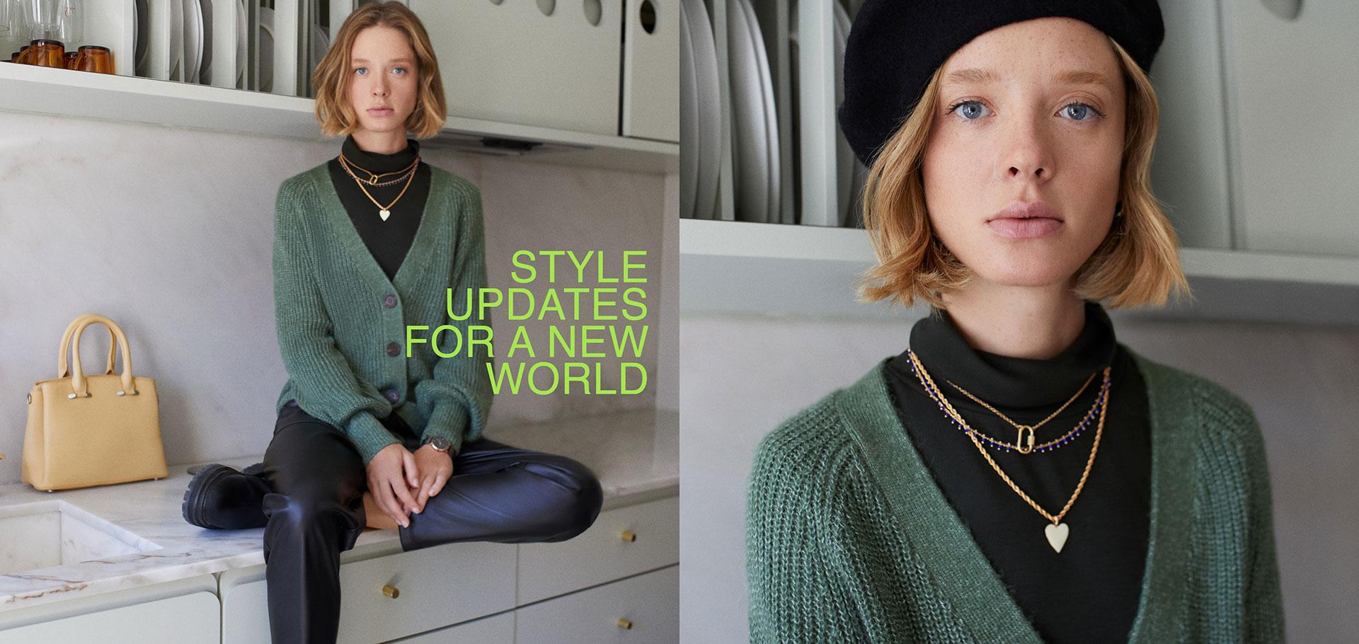 Style Updates