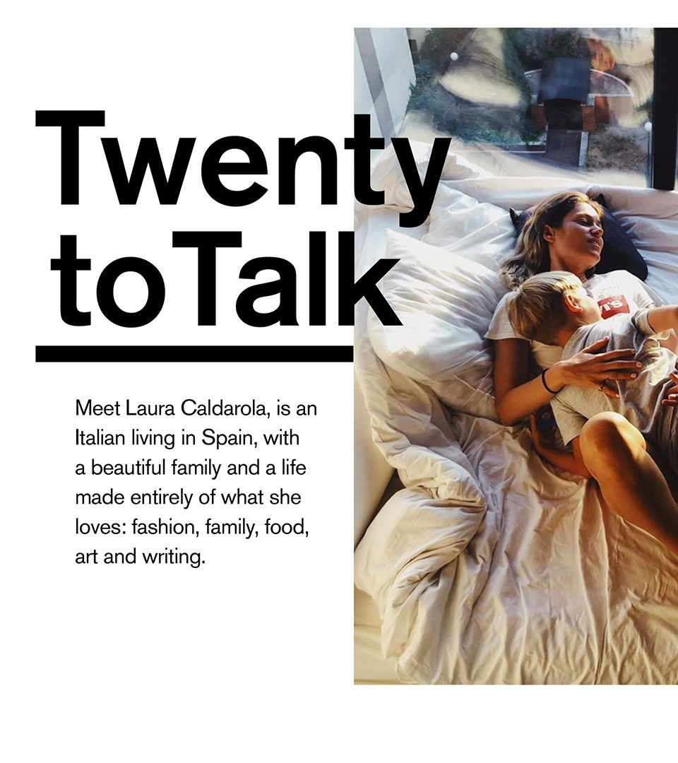 Twenty to Talk